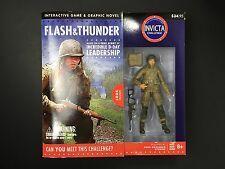 INVICTA Challenge: Flash and Thunder- Graphic Novel & Interactive Game World War