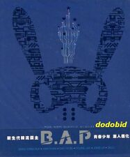 B.A.P the 3rd Single Album Vol. 3 Stop It CD+36P Booklet New Sealed