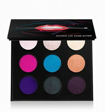 make up For ever artist shadows 2 9 color eye shadow palette New in box