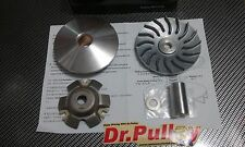 SCOOTER 125CC 150CC GY6 DR. PULLEY RACING HIGH PERFORMANCE VARIATOR KIT SLIDER