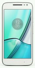 Moto G4 Play (White) with 4G VoLTE , BRAND NEW, SEALED PACK