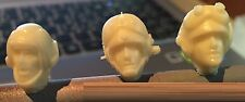 ANIME MODEL RESIN KIT 1/20 - Ma.K MASCHINEN KRIEGER HEAD SET PILOT MALE