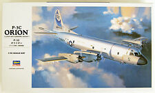 Hasegawa K15 P-3C Orion US Navy Anti- Submarine Aircraft 1/72 scale kit
