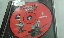 * Sony Playstation One Classic Game * BATTLE ARENA TOSHINDEN  * PS1 Do