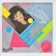 "Pamala STANLEY Vinyl 45T 7"" COMING OUT OF HIDING -BARCLAY 818827 7 F Rèduit RARE"