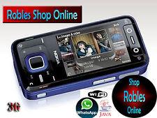 Nokia N81 Cobalt Blau (Ohne Simlock) WLAN UMTS(3G) QUADBAND RADIO MP3 Rarittät
