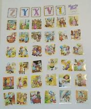 LOTTI 2 FIGURINE STICKERS AUTOCOLLANTS EUROFLASH LOVELY DOLL 1993 '80 MANCOLISTA
