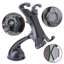 Car Windshield holder Cup Mount Cradle Bracket Suction Stand For iPad Tablet PC