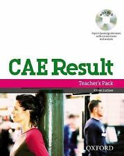 CAE Result, New Edition: Teacher's Pack including Assessment Booklet with DVD an