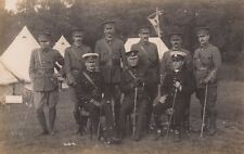 MILITARY :Worthing-A group of officers at Camp-RP-EDWARDS