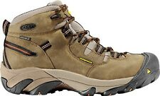 New Keen Mens Detroit Mid Soft Toe Work Safety Construction Boots Shoes Sz 11.5
