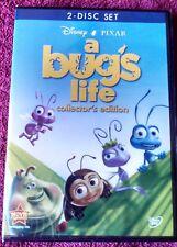 Disney & Pixar's A Bug's Life (2-Disc Set Collectors Edition) DVD (NEW)