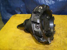 """Command Cat 50 C6S5-2500 Shell Mill Holder w/ 8"""" Carboloy 309 R220 13/23-808 00C"""