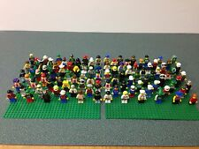 Lego Minifigure Lot 100 Figures Lot #1 City Star Wars Indiana Jones Vintage RARE