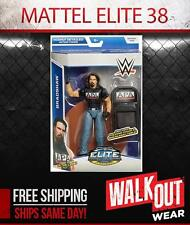 BRADSHAW WWE MATTEL ELITE SERIES 38 BRAND NEW ACTION FIGURE TOY - MINT