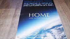 HOME  !!  yann arthus-bertrand affiche cinema