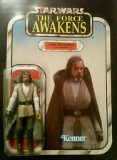 Vintage Star Wars FORCE AWAKENS LUKE SKYWALKER TRIBUTE CUSTOM KENNER