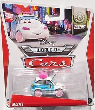 VOITURE DISNEY PIXAR CARS SUKI