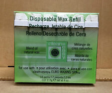 Clean + Easy Euro Wax Roll On Refill 12 /pack