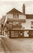 Sun Hotel Micawber's Little Inn Canterbury unused RP old pc
