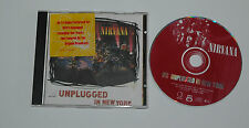 CD/NIRVANA/UNPLUGGED IN NEW YORK/GED 24727