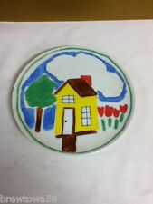ZC4 VINTAGE AVON CHILDREN'S PERSONAL TOUCH PLATE AVON PRODUCTS INC. 1982 OLD