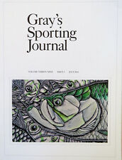 GRAY'S SPORTING JOURNAL MAGAZINE VOL 39, ISSUE 3 JULY 2014