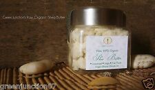 Green Junction's  Organic ,Raw ,Unrefined Shea Butter - Ivory -50gms Jar