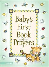 Baby's First Book of Prayers NEW Baptism Baby Gift!