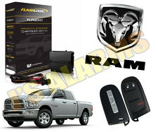 PLUG & PLAY REMOTE START SYSTEM 2013 2014 2015 2016 DODGE RAM 1500 2500 3500
