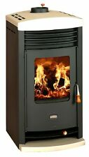 Wood Burning Stove Boiler Multi Fuel Wood Burner Stove Fireplace  Prity SK W10
