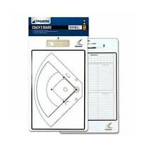 "Champro Baseball Softball Dry Erase Clipboard - Coaches Board 10""x16"""