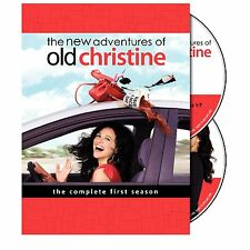 The New Adventures of Old Christine - Series 1 * Region 2 (UK) DVD New