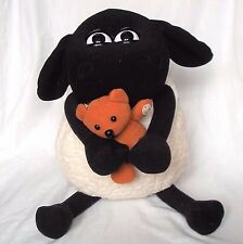 TIMMY TIME  SHAUN THE SHEEP SOFT TOY with TEDDY  SNORES and BAA'S