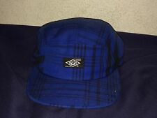 10 DEEP PLAID NAVIGATOR CAP BLUE HAT supreme palace