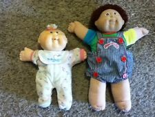 2 CABBAGE PATCH KIDS DOLLS.   BOY AND BABY