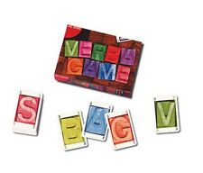 Verba Game, Card Game, New by Dal Negro, Multilingual Edition