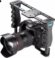 Neewer® Pro Aluminum Camera Video Cage For Canon, Nikon, Pentax, Sony, And SLR