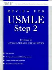 Review for Usmle: United States Medical Licensing Examination, Step 2 (The Natio