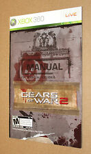 Gears of War 2 guida BLOCCHETTI/MANUAL INGLESE