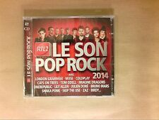 BOITIER 2 CD / RTL2 LE SON POP ROCK 2014 / NEUF SOUS CELLO