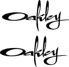2 Pegatinas de Oakley Surf Surf Ford Corsa Skate Land Rover Pegatina