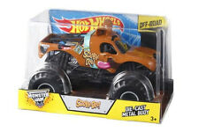 HOT WHEELS_Monster Jam SCOOBY-DOO! Monster Truck 1:24 Scale Die-Cast_New and MIP