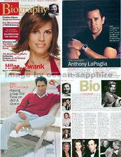 HILARY SWANK Anthony LaPaglia ERIC McCORMACK Lauren Bacall KATHARINE GRAHAM 2003