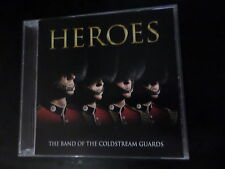 CD ALBUM - THE BAND OF THE COLDSTREAM GUARDS - HEROES