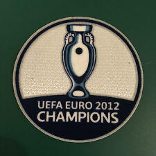 SPAIN EURO 2012 WINNERS CHAMPIONS FOOTBALL SHIRT SOCCER PATCH BADGE FELT 2016