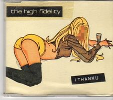 (EY159) The High Fidelity, I Thank U - 2000 CD