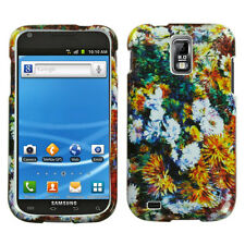T-MOBILE SAMSUNG GALAXY S II 2 T989 GRAPHIC HARD SHELL CASE BLOSSOMS