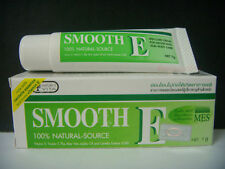 Smooth E Cream Vitamin E Plus Aloe Vera black spots Reduces scars 7 g.