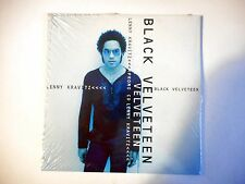 "LENNY KRAVITZ : BLACK VELVETEEN (7"" MIX) (PROMO)  ★ Port Gratuit - CD Neuf ★ NEW"